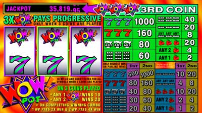 Wow Pot™ Slot Machine Game to Play Free in Microgamings Online Casinos