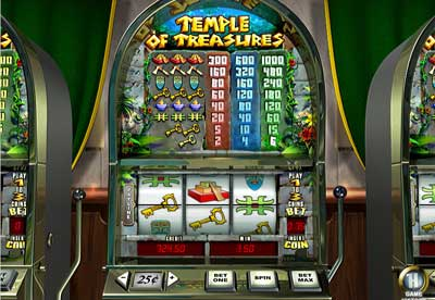 Temple Of Treasures™ Slot Machine Game to Play Free in Playtechs Online Casinos